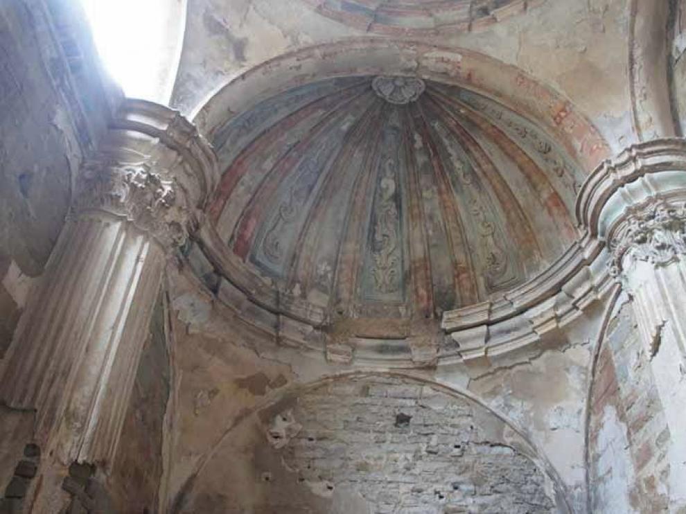 Adjudican la obra de la capilla de la Inmaculada de Sijena