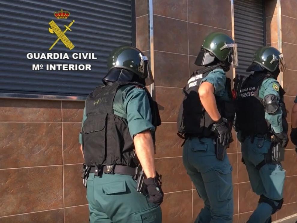 Detenido un hombre en Graus por un homicidio cometido en Sant Feliu de Llobregat en 2018