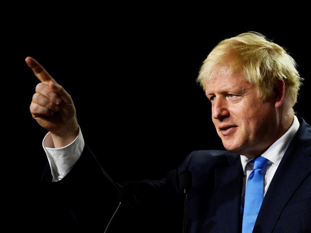 """Boris Johnson acusa a diputados de la oposición de """"sabotear"""" el """"brexit"""""""