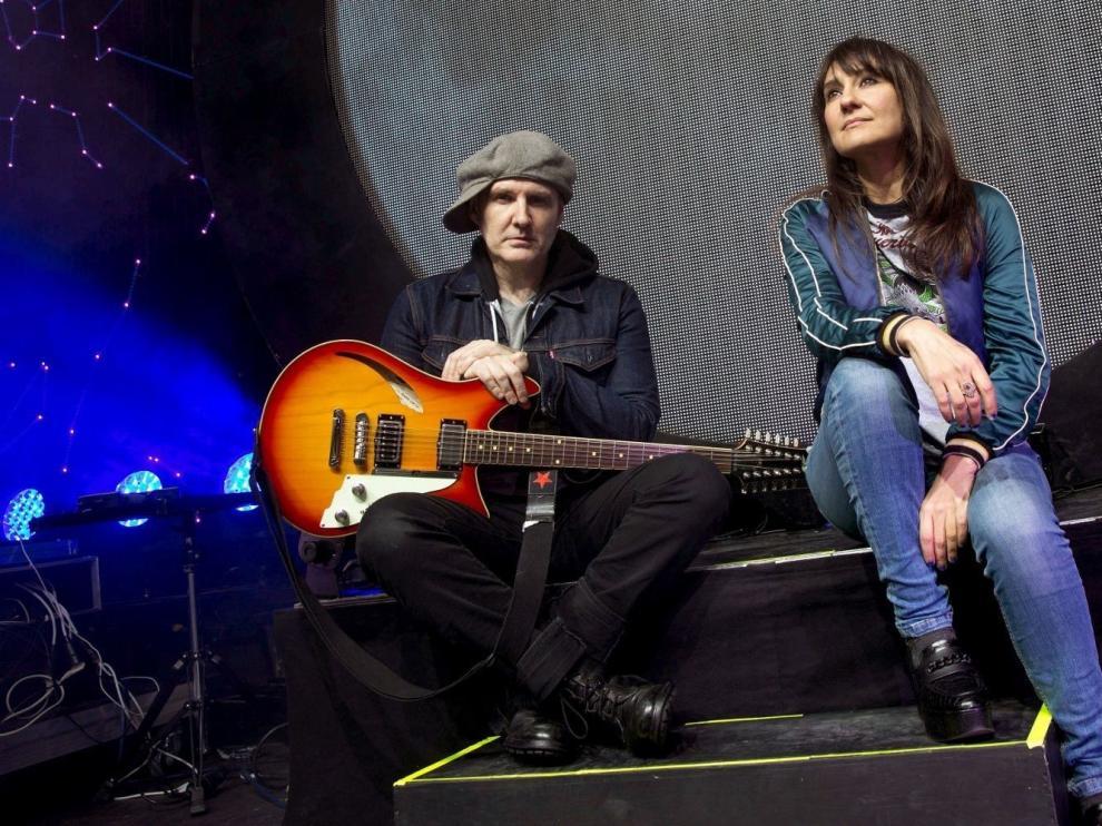 Amaral ofrecerá en fiestas del Pilar el único concierto de su gira en Aragón