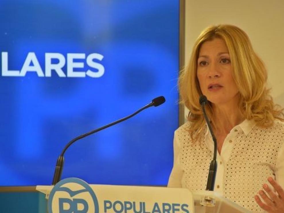 """Vaquero (PP) rechaza que """"el letargo"""" del Gobierno de Aragón impida controlarlo desde el primer Pleno parlamentario"""