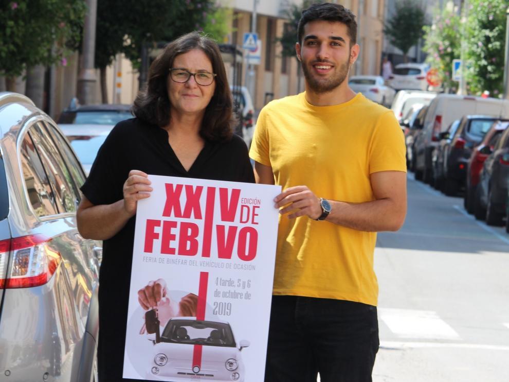 El binefarense Raúl Simó ha ganado el concurso del cartel de Febivo 2019