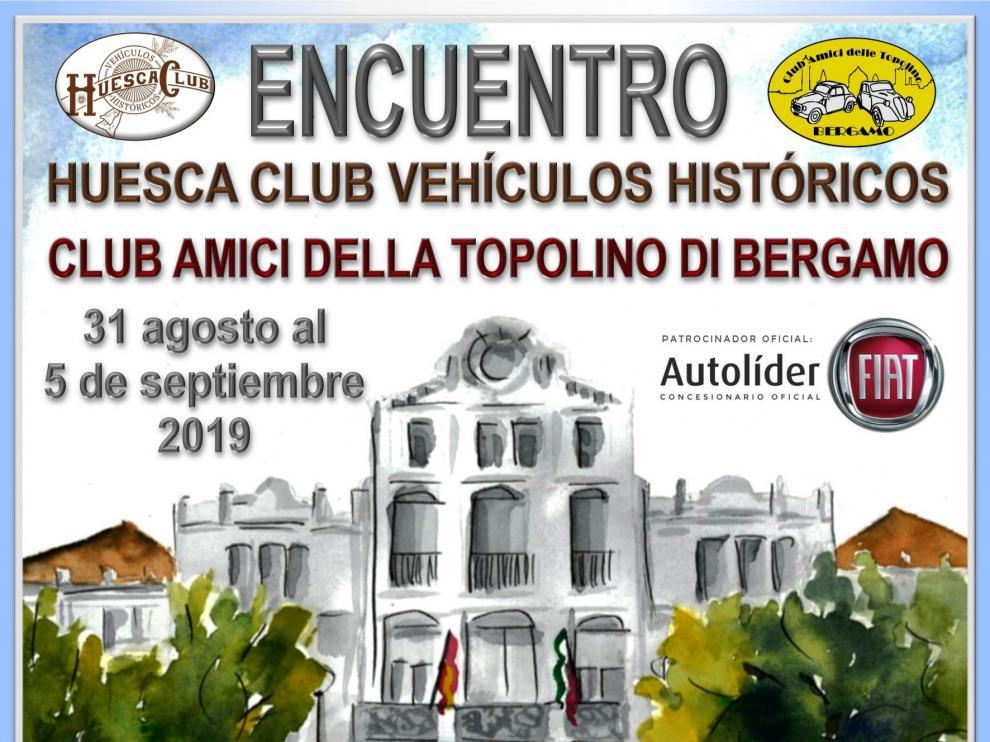 El Topolino, un vehículo histórico italiano que transitará por la provincia