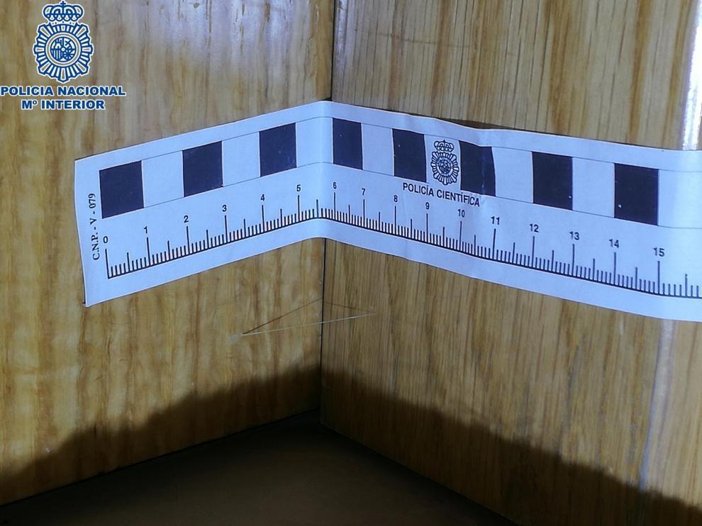 Un nuevo robo con el método del hilo en una vivienda de Huesca tras la detención
