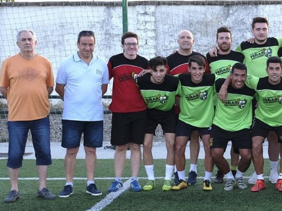 El Peñas Oscenses regresa para quedarse y dar proyección a sus jugadores