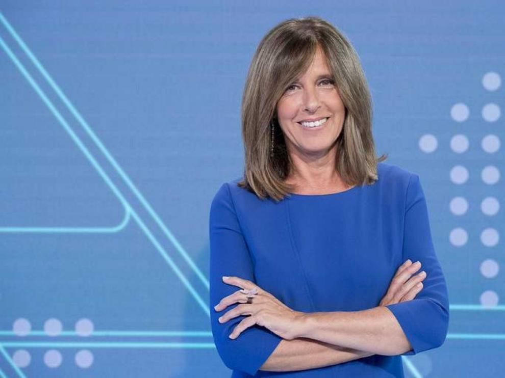 La periodista Ana Blanco se suma a los galardonados del Festival de TV de Vitoria