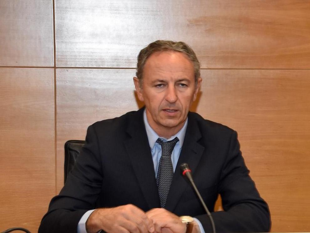 Luis Estaún y Álvaro Burrell, nuevos directores generales del Gobierno de Aragón