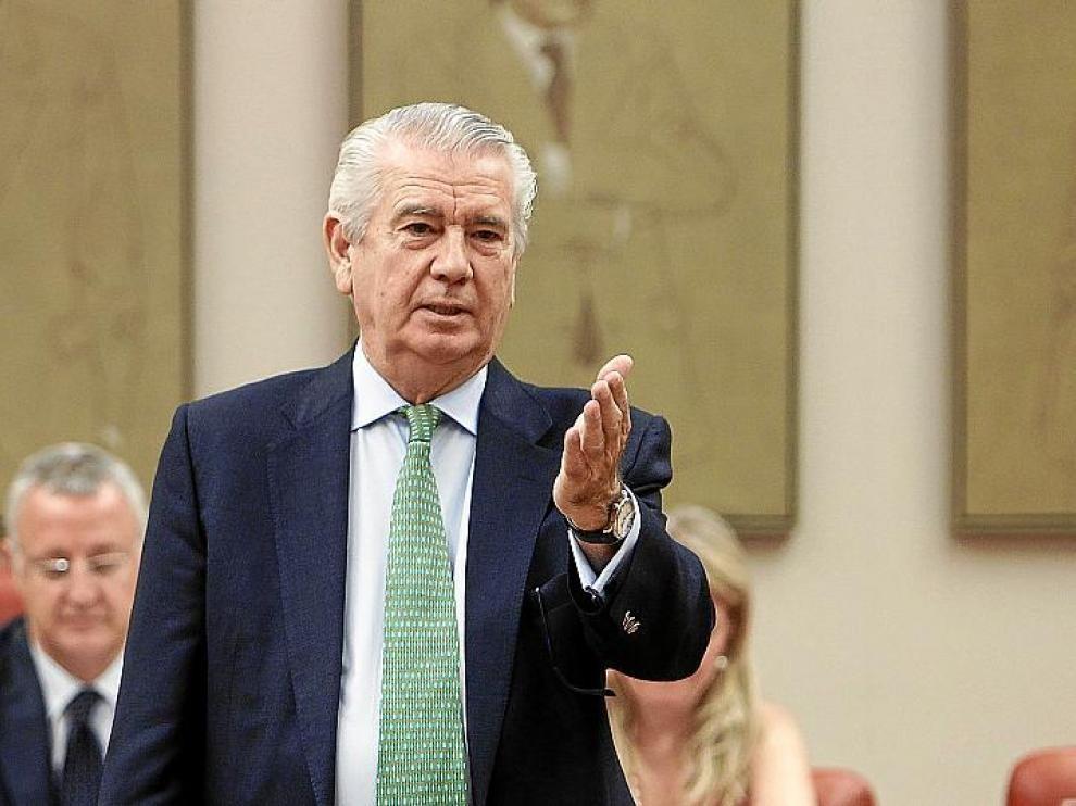 Fallece el expresidente de Aragón Santiago Lanzuela