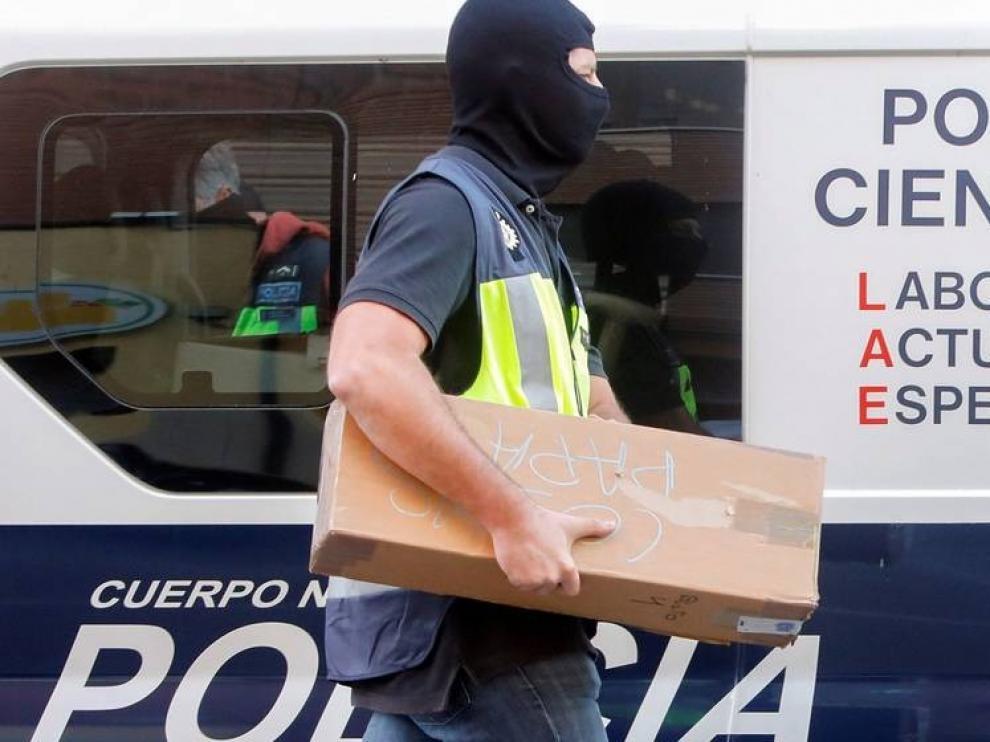 Detenido en Alicante un presunto colaborador de Dáesh reclamado por Alemania