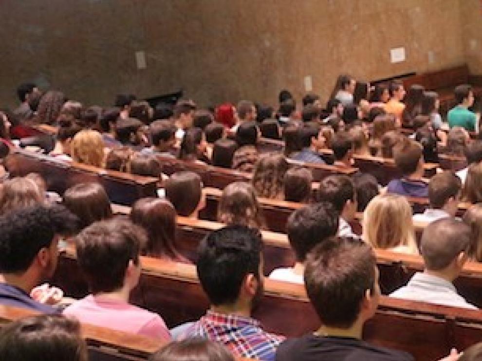 Sesiones de bienvenida para nuevos alumnos de Unizar del 5 a 16 de septiembre