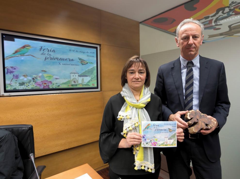 El PAR presentará a Nuria Pargada para alcaldesa de Biescas