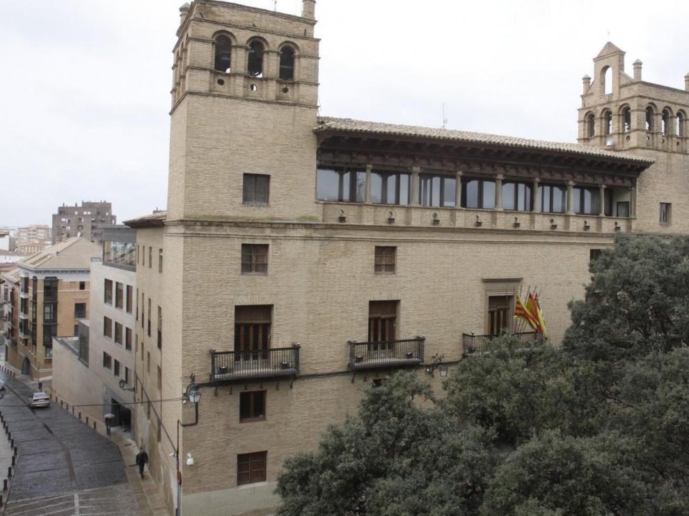 La hija de Elisa Sancho, asesora del Gabinete de Alcaldía