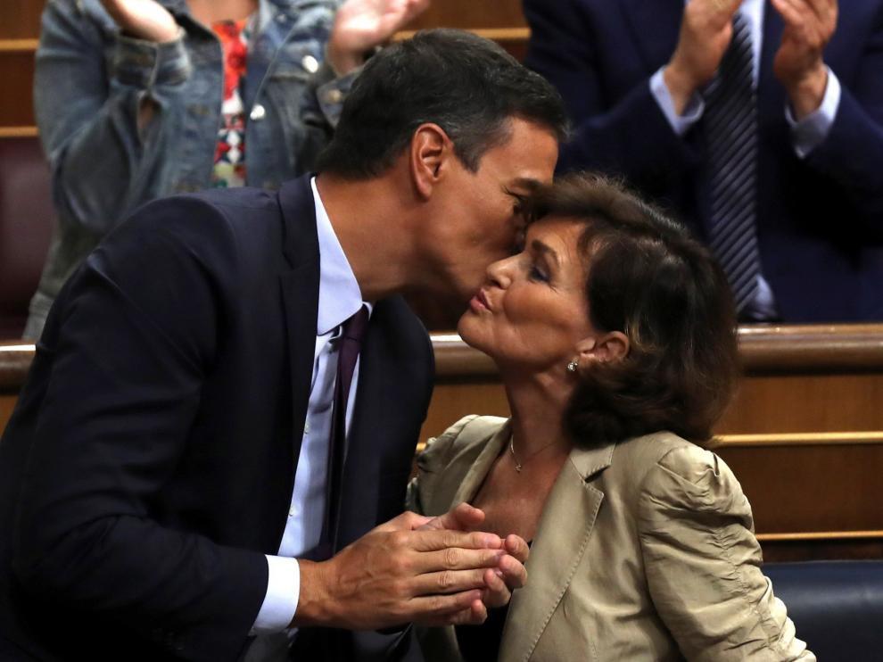 Tensión en el Congreso ante la gestión de Calvo del Open Arms