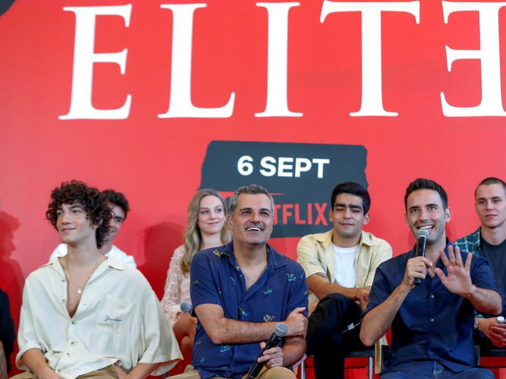 """Los creadores de """"Élite"""" avanzan que existirá una tercera parte de la serie"""