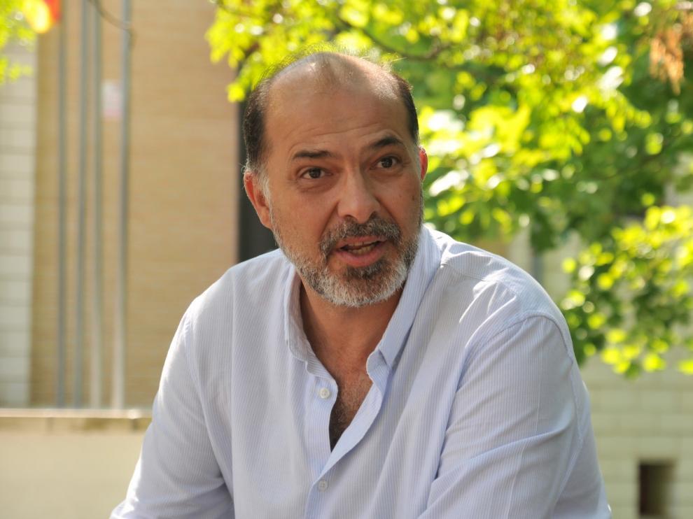 """Javier Martínez Pérez: """"Yo descubrí el volumen, la forma, la piedra, y fue como un flechazo"""""""