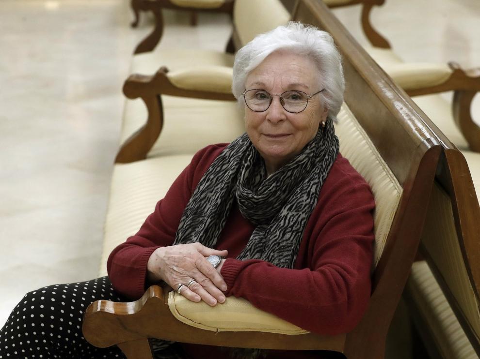 Josefina Molina, primera directora Premio Nacional de Cinematografía