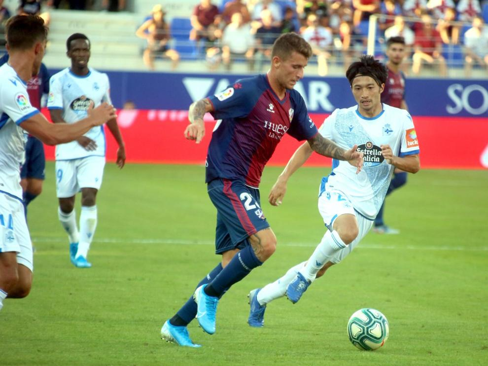 Partidazo este sábado en Almería: el Huesca se pone a prueba ante un gran equipo