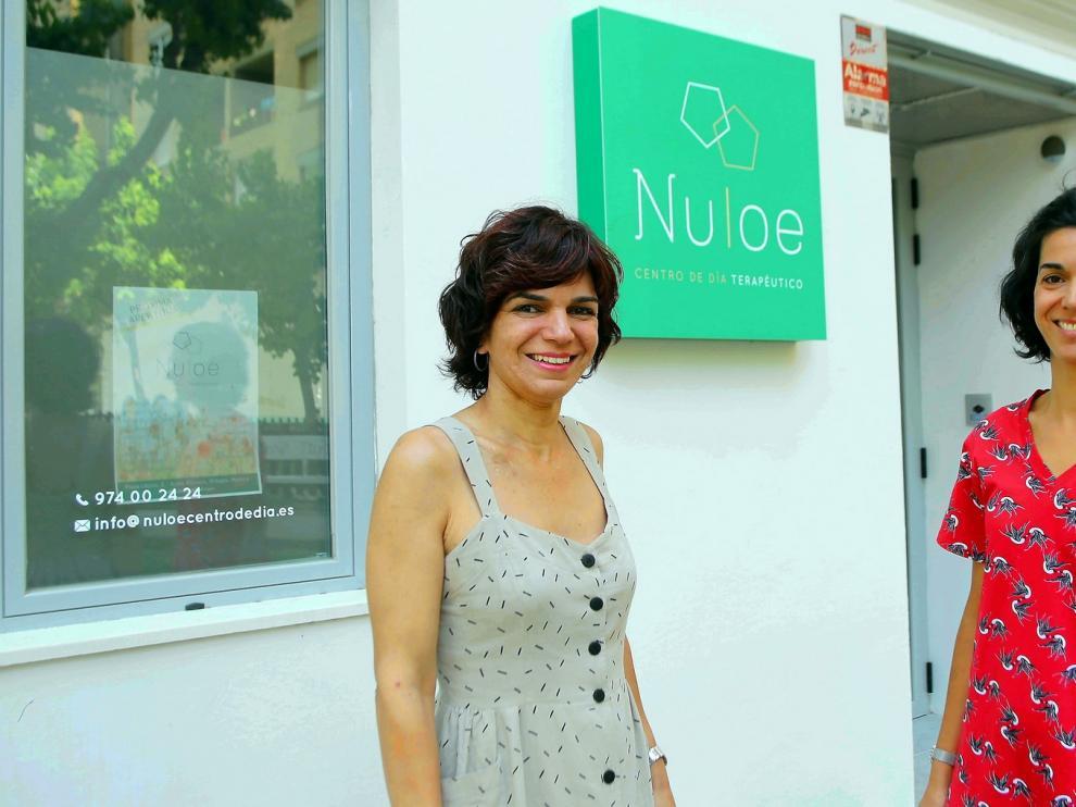 Nuloe, un nuevo centro de día terapéutico en Huesca para los mayores