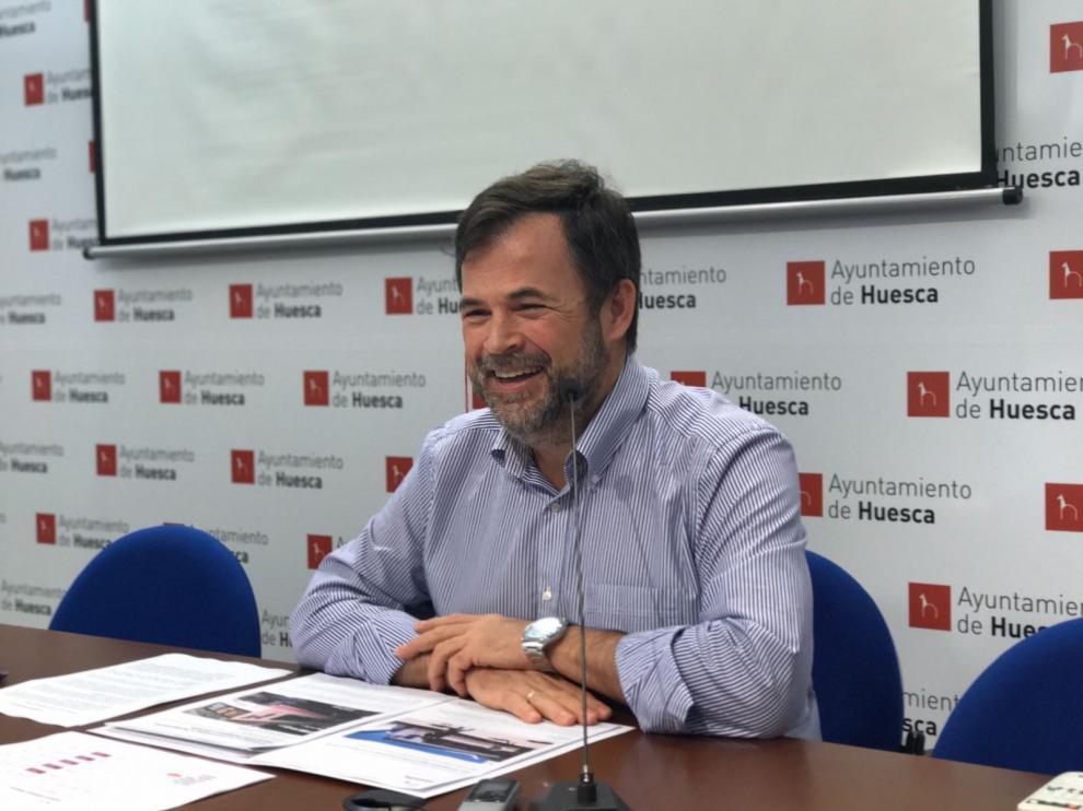 Cadena propone homologar el espacio Z51 de Huesca como centro de formación de referencia