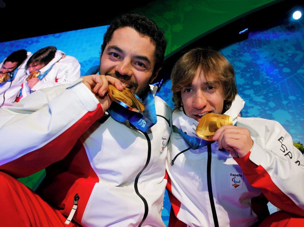 """Miguel Galindo: """"Más que con las medallas, me quedo con el proceso de superar barreras"""""""