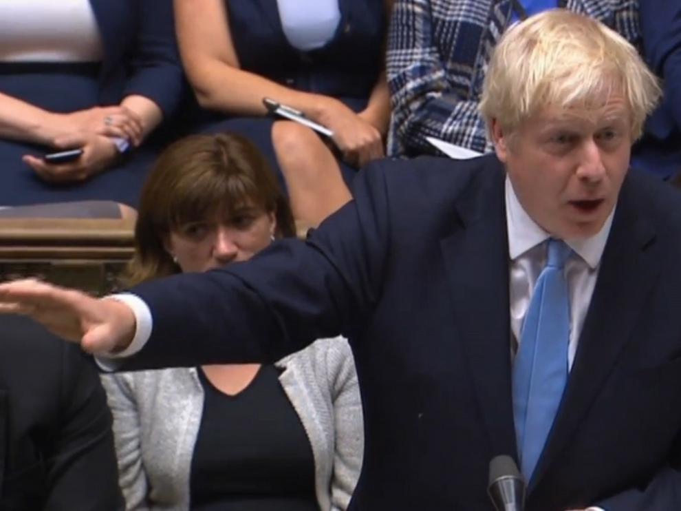 Optimismo moderado de Johnson ante un acuerdo sobre el brexit
