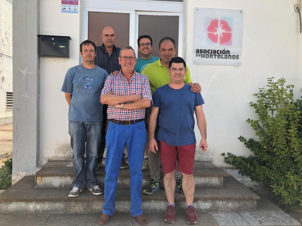La Asociación de Hortelanos del Alto Aragón celebra su décimo aniversario con una jornada técnica