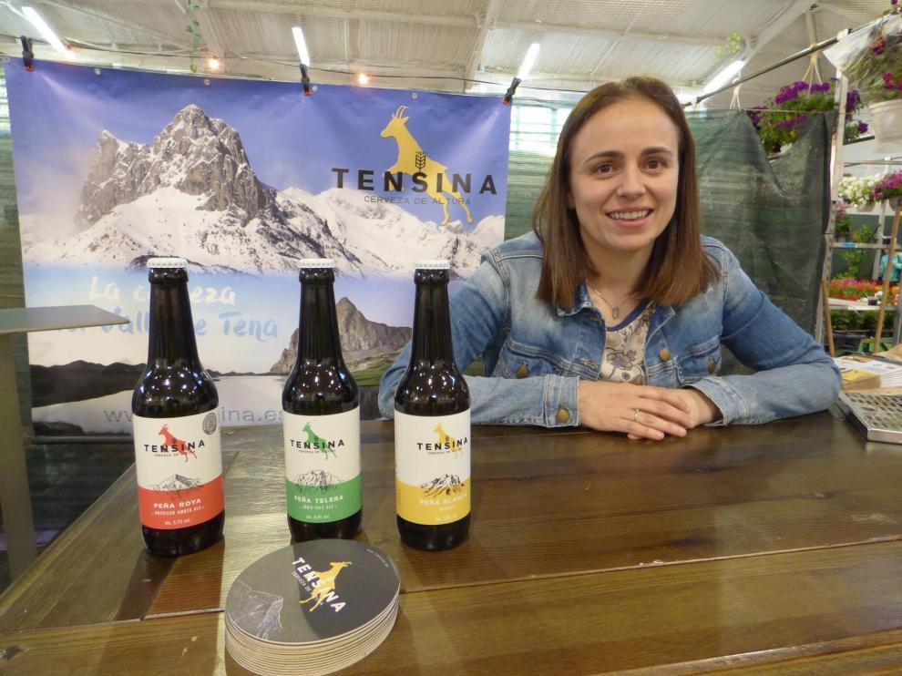 Los sabores y sensaciones siguen creciendo con la Cerveza Tensina