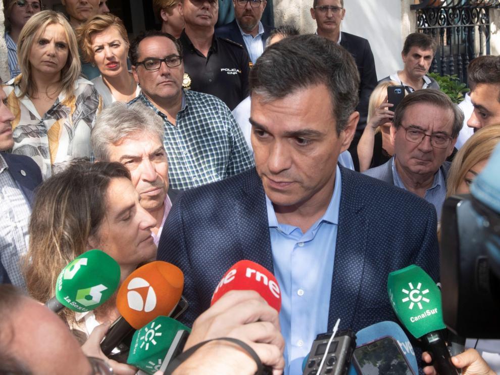 """Sánchez dice que no hay """"ningún obstáculo real para la abstención"""""""