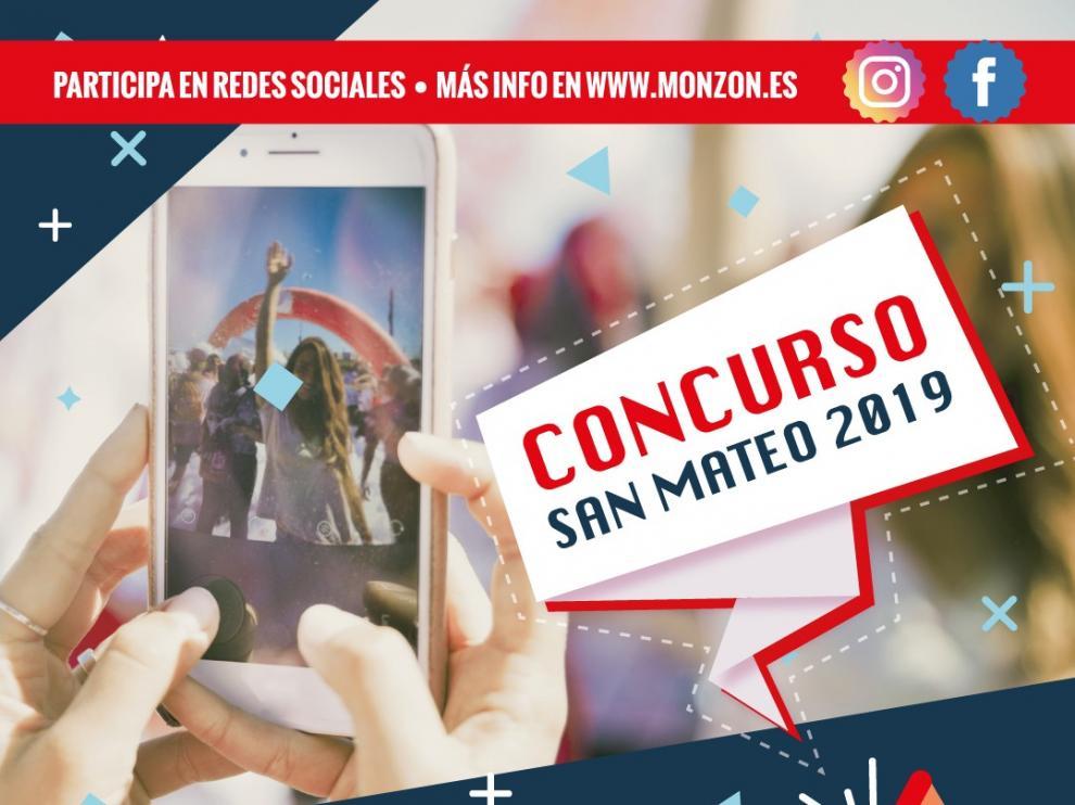 Monzón convoca un concurso fotográfico para elegir la mejor imagen de las fiestas de San Mateo