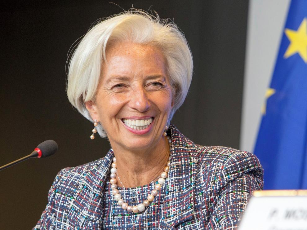 La Eurocámara apoya a Lagarde como presidenta del BCE