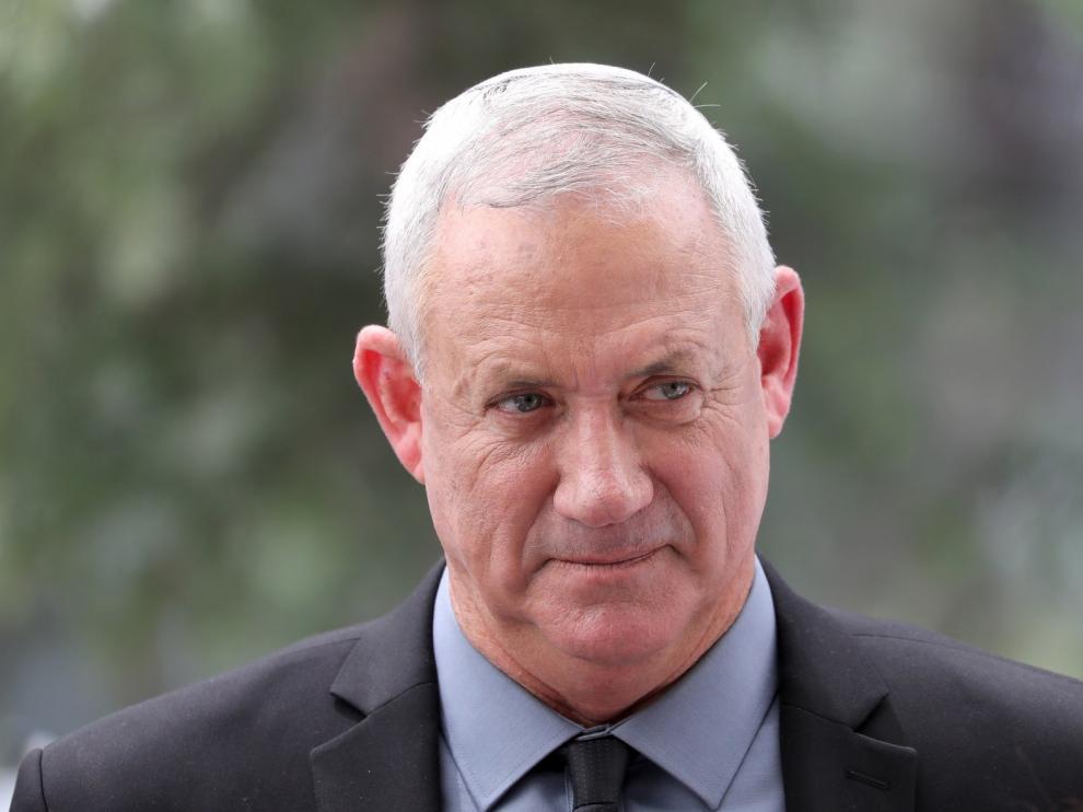 Gantz rechaza la oferta de gobierno de unidad que le ofrece Netanyahu