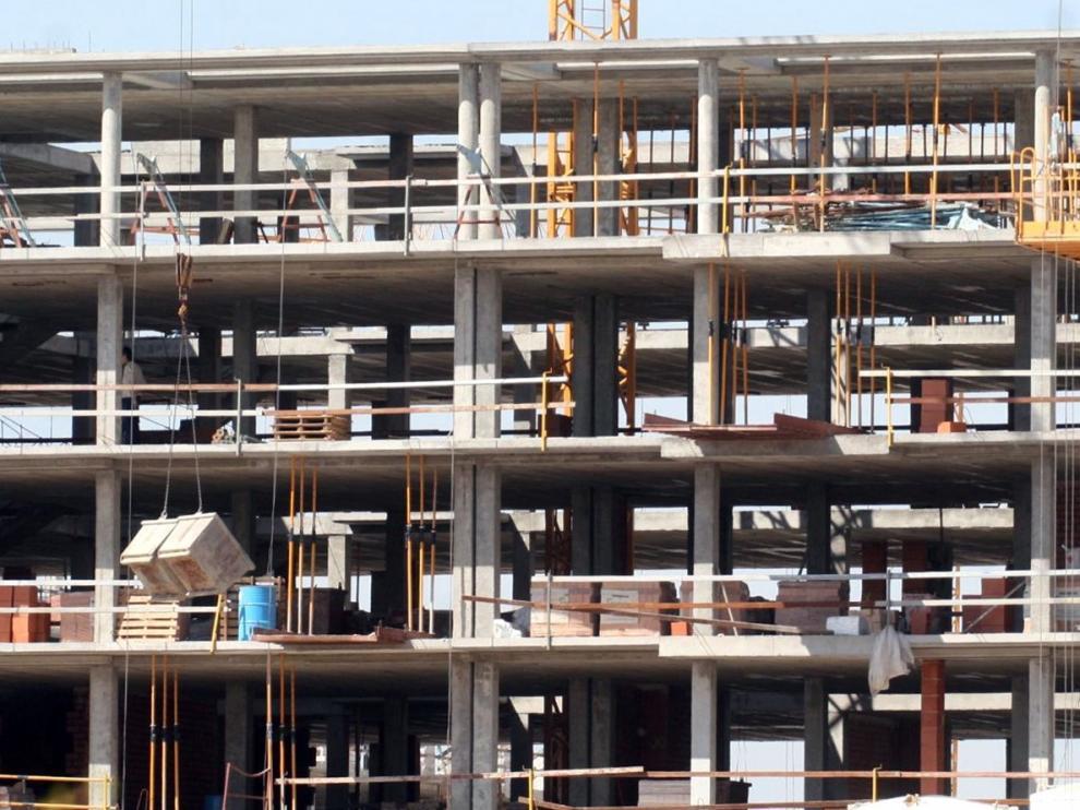 El precio medio de la vivienda libre modera su crecimiento al 3,1 %