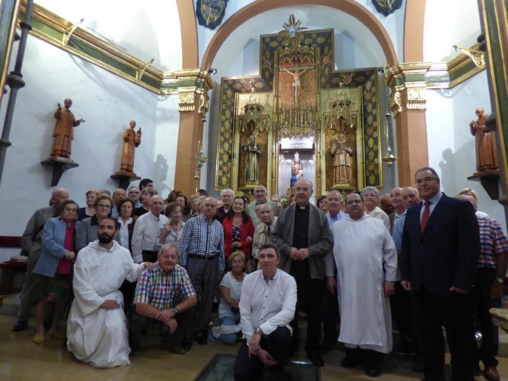 Amigos de El Pueyo renueva a Jorge Belloc como presidente