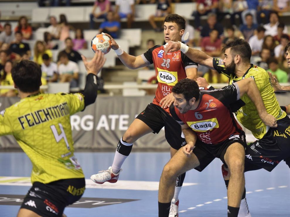 Bada Huesca busca un reinicio