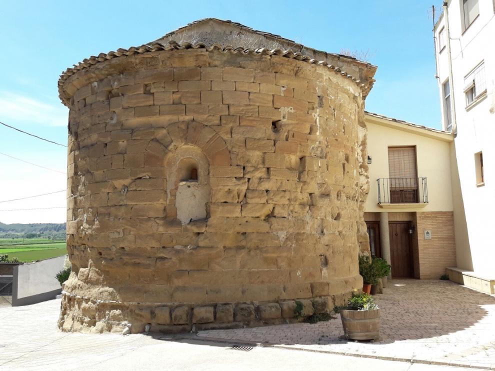 Declarada Bien de Interés Cultural la Iglesia de Santa María Magdalena, de Cofita
