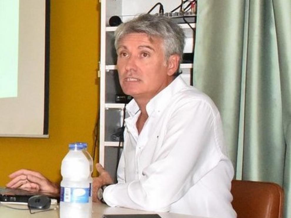 Fran Bergua deja la jefatura del servicio municipal de Medio Ambiente de Huesca