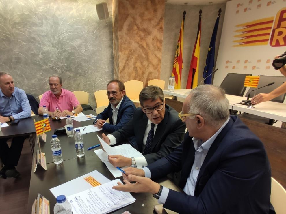 El PAR decide no concurrir a las elecciones del 10N