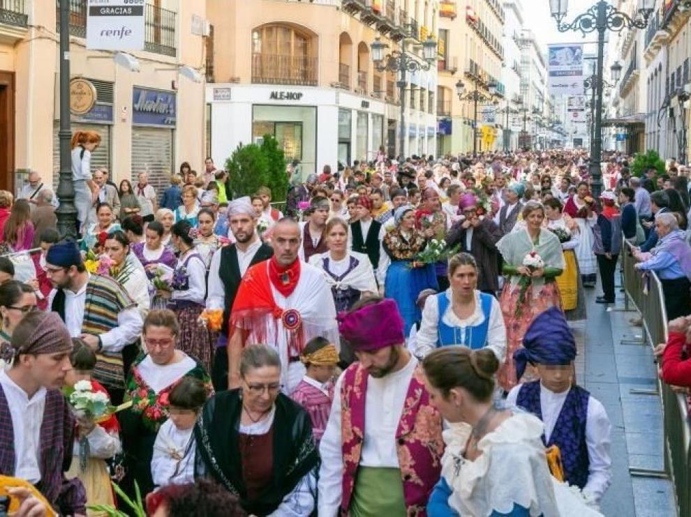 Las Fiestas del Pilar, de Interés Turístico Internacional