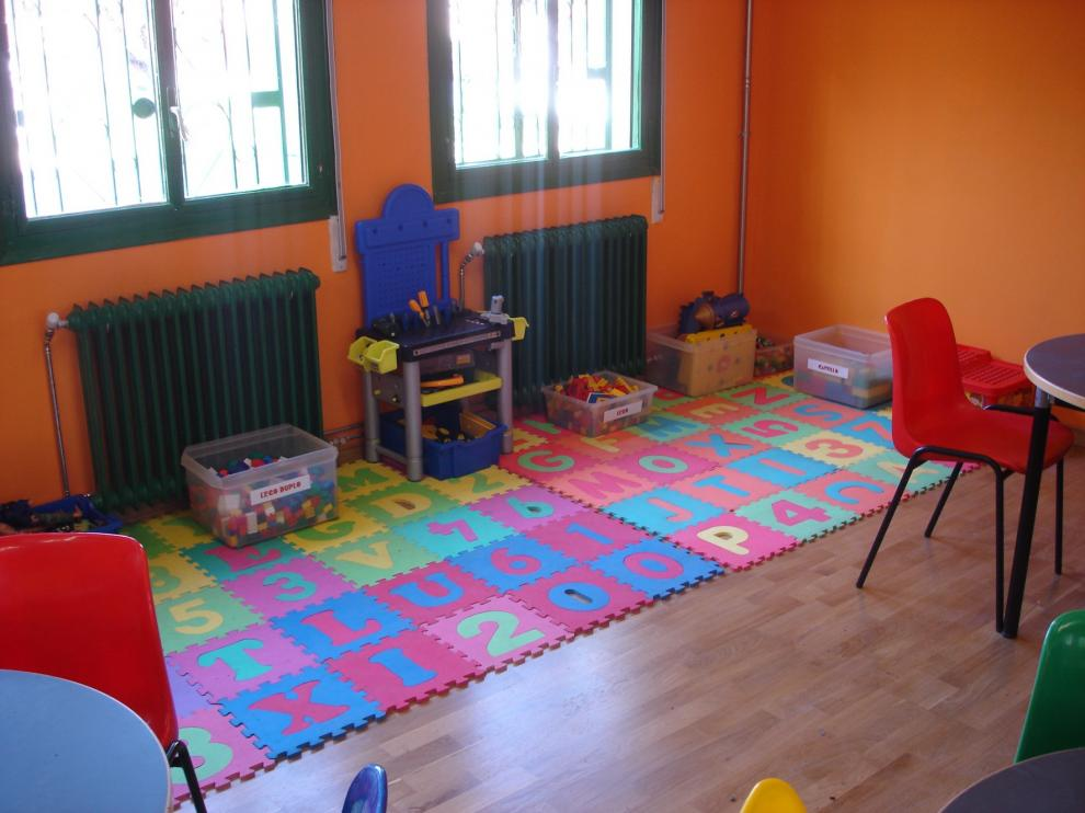 Cerca de 7.000 niños y niñas participan en las actividades que organizan las ludotecas de Huesca