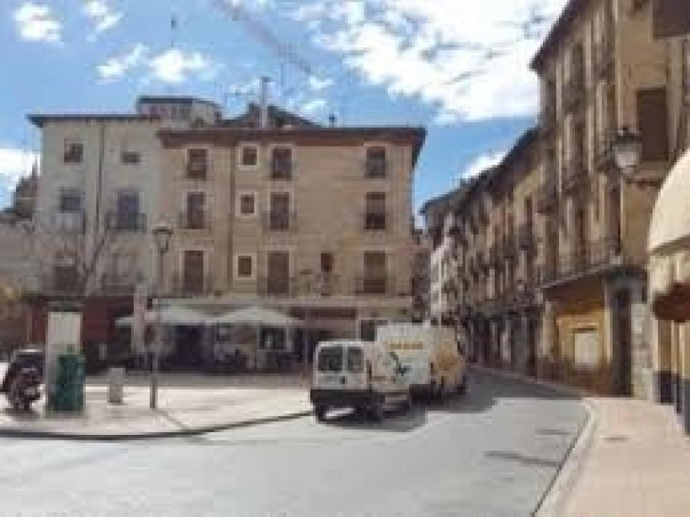 La calle Lanuza sufrirá un corte de agua este miércoles