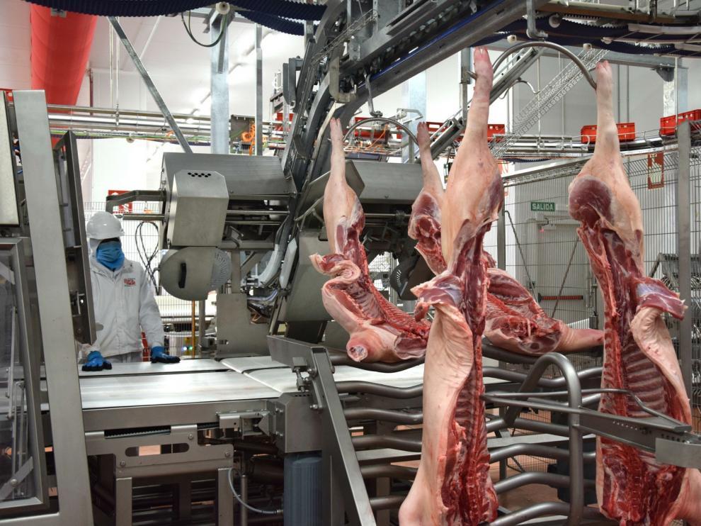Litera Meat de Binéfar ya sobrepasa los 500 empleados