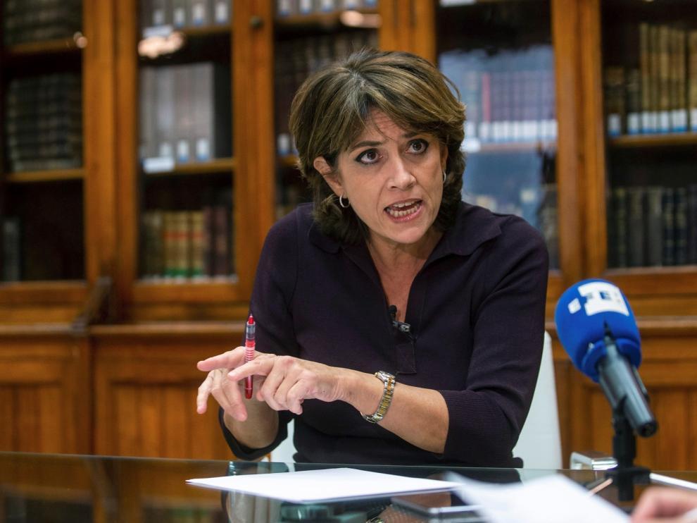 Delgado aboga por penar las apologías franquistas