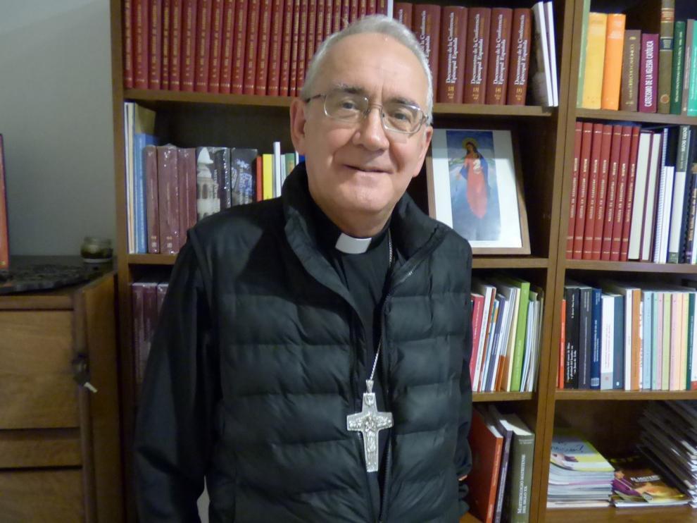 El obispo Ángel Pérez espera celebrar en 2021 las Jornadas de Patrimonio Eclesiástico