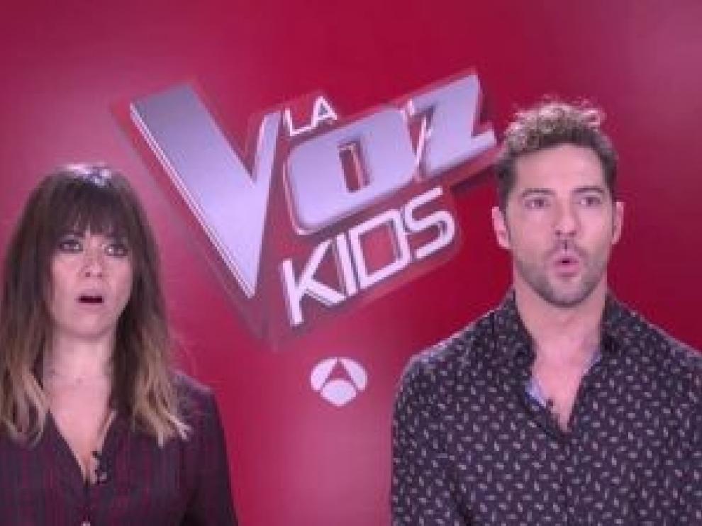 """Rosario y David Bisbal, coaches en """"La Voz Kids"""""""