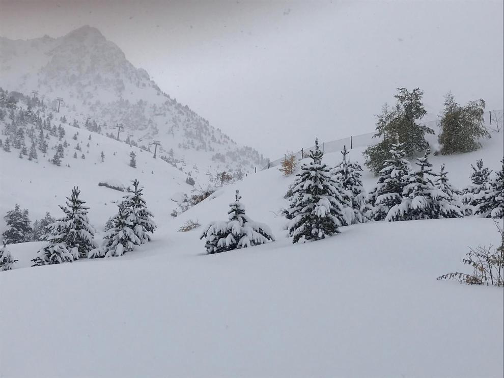 Estación de esquí Aramón Formigal-Panticosa
