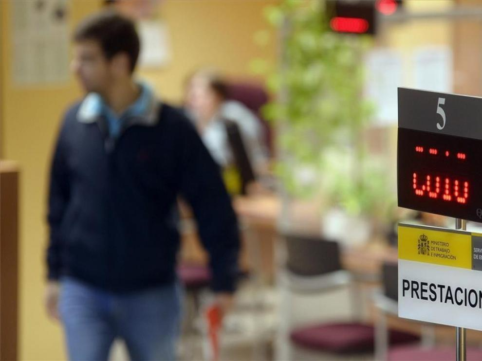 El paro desciende en Huesca en 63 personas en noviembre