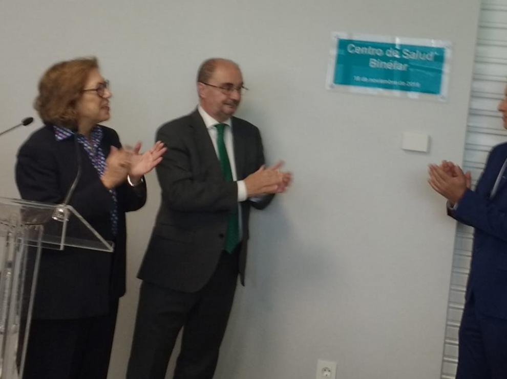 El nuevo centro de salud de Binéfar triplica el espacio y recoge mejoras asistenciales