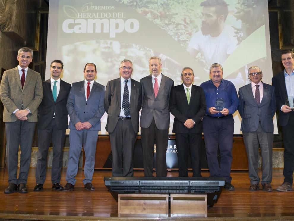 Premian el proyecto innovador de Granja San José de Tamarite