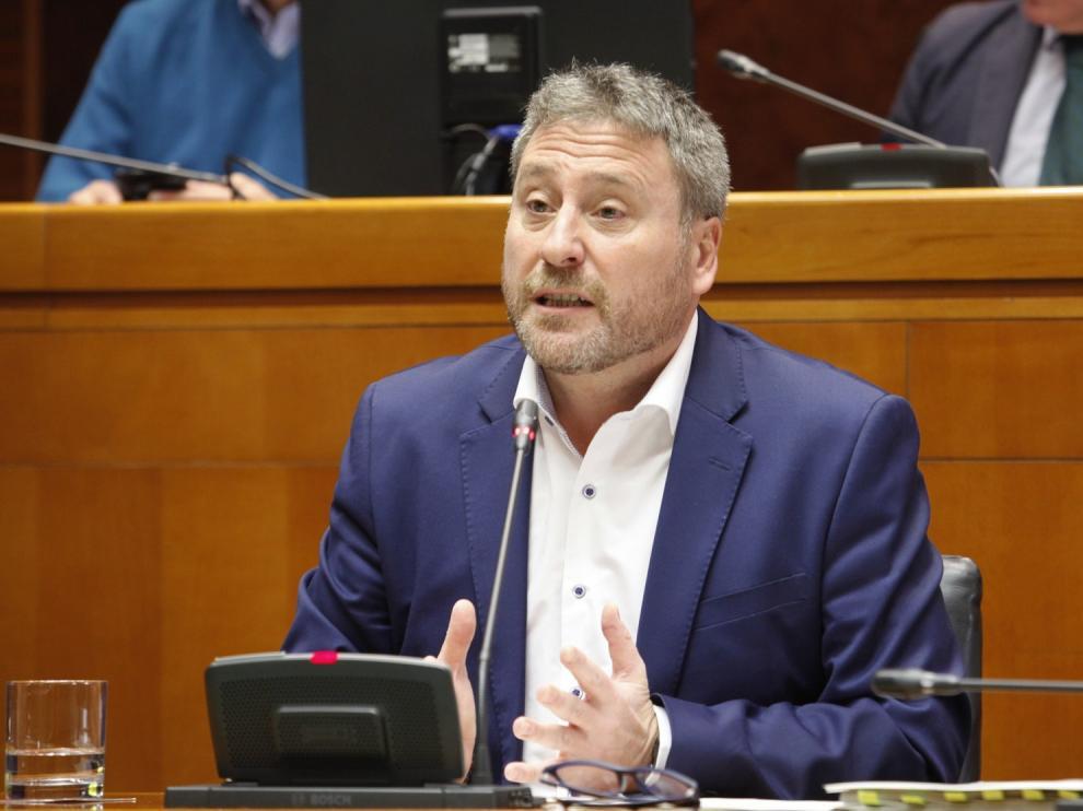 José Luis Soro no optará a la reelección como presidente de Chunta