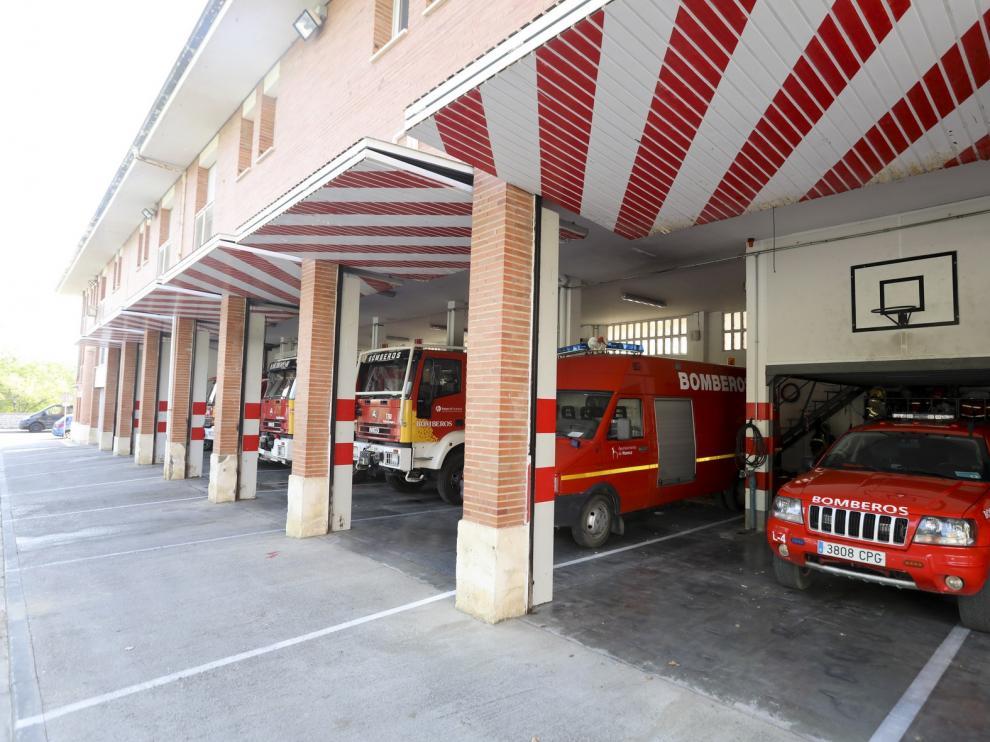 El Ayuntamiento de Huesca y la DPH cierran el convenio para el servicio de bomberos